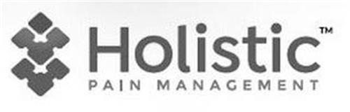 HOLISTIC PAIN MANAGEMENT