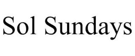 SOL SUNDAYS