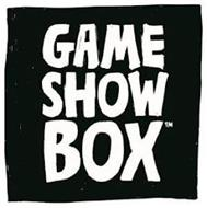 GAME SHOW BOX