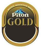 PITON GOLD MYSTIC MOUNTAIN BREW