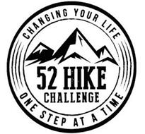 52 HIKE CHALLENGE CHANGING YOUR LIFE ONE STEP AT A TIME