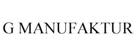 G MANUFAKTUR
