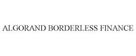 ALGORAND BORDERLESS FINANCE
