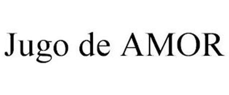 JUGO DE AMOR
