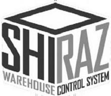 SHIRAZ WAREHOUSE CONTROL SYSTEM