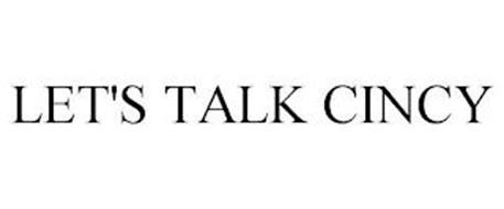 LET'S TALK CINCY