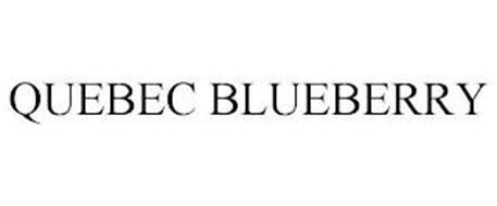 QUEBEC BLUEBERRY