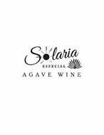SOLARIA ESPECIAL AGAVE WINE