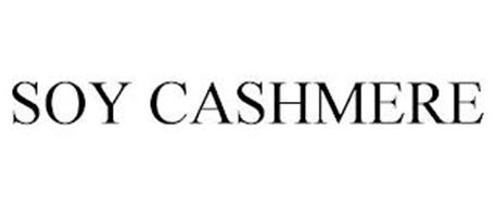 SOY CASHMERE