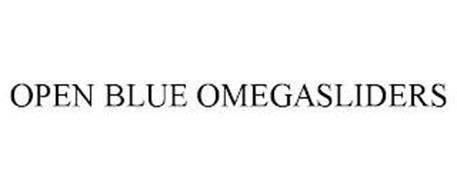 OPEN BLUE OMEGASLIDERS