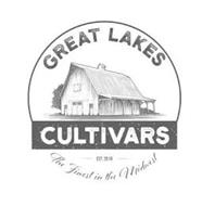 GREAT LAKES CULTIVARS EST. 2018 THE FINEST IN THE MIDWEST