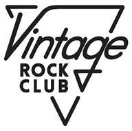 VINTAGE ROCK CLUB