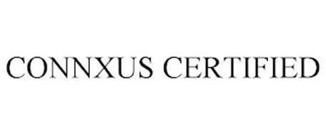 CONNXUS CERTIFIED
