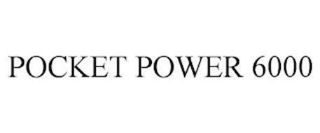 POCKET POWER 6000