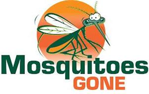 MOSQUITOES GONE