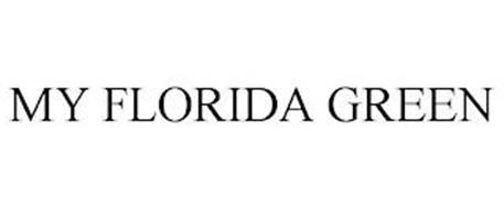 MY FLORIDA GREEN