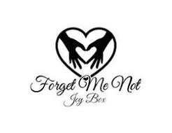 FORGET ME NOT JOY BOX