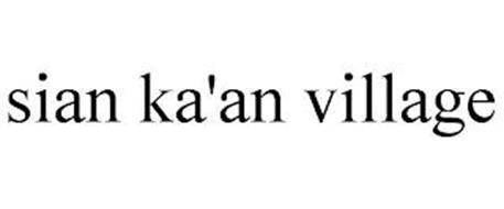 SIAN KA'AN VILLAGE