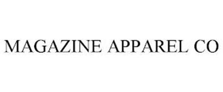 MAGAZINE APPAREL CO