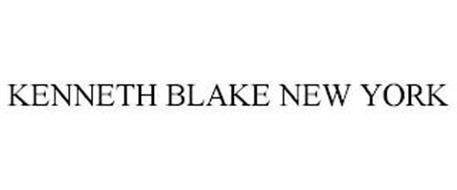 KENNETH BLAKE NEW YORK
