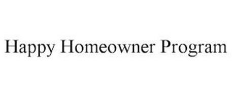 HAPPY HOMEOWNER PROGRAM