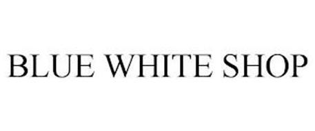 BLUE WHITE SHOP