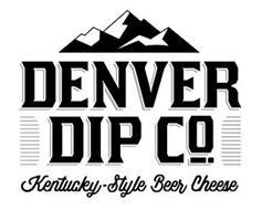 DENVER DIP CO. KENTUCKY-STYLE BEER CHEESE
