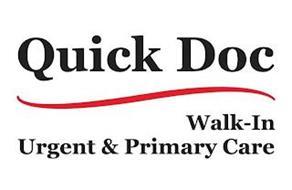 QUICK DOC WALK-IN URGENT & PRIMARY CARE