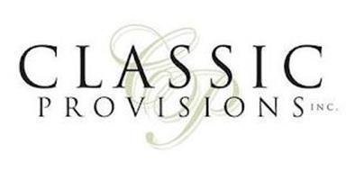 CLASSIC PROVISIONS INC. CP