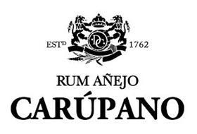 RUM ANEJO CARUPANO DC EST'D 1762