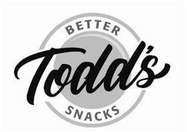 TODD'S BETTER SNACKS