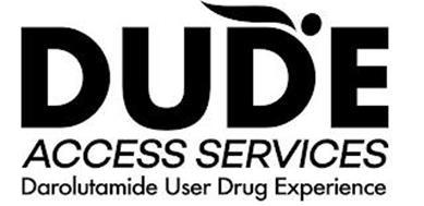 DUDE ACCESS SERVICES DAROLUTAMIDE USER DRUG EXPERIENCE