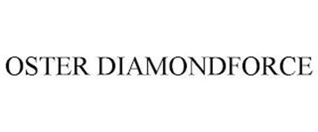 OSTER DIAMONDFORCE