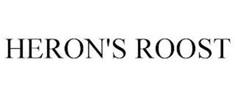 HERON'S ROOST