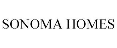 SONOMA HOMES