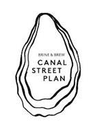 BRINE & BREW CANAL STREET PLAN
