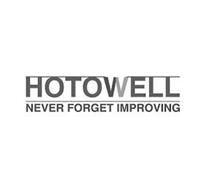 HOTOWELL NEVER FORGET IMPROVING