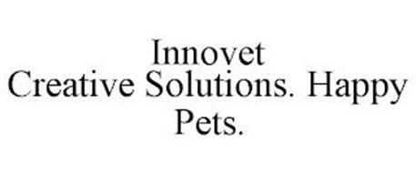INNOVET CREATIVE SOLUTIONS. HAPPY PETS.