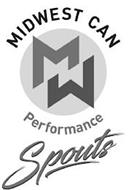 MIDWEST CAN MW PERFORMANCE SPOUTS