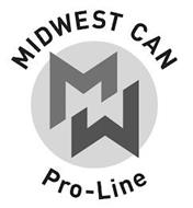 MIDWEST CAN MW PRO-LINE
