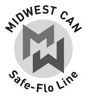 MIDWEST CAN MW SAFE-FLO LINE