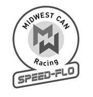 MIDWEST CAN MW RACING SPEED-FLO
