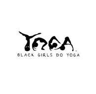 BLACK GIRLS DO YOGA