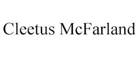 CLEETUS MCFARLAND