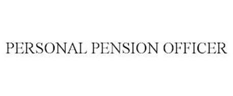 PERSONAL PENSION OFFICER