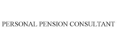 PERSONAL PENSION CONSULTANT