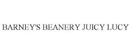 BARNEY'S BEANERY JUICY LUCY