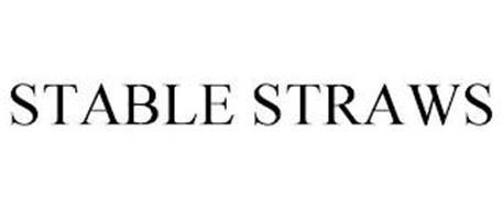 STABLE STRAW