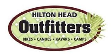 HILTON HEAD OUTFITTERS BIKES · CANOES ·KAYAKS · CAMPS