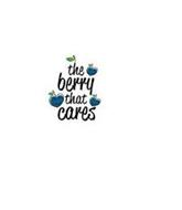 THE BERRY THAT CARES